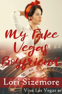 Book Cover: My Fake Vegas Boyfriend