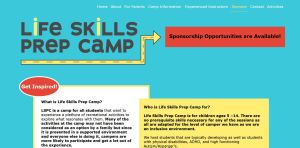 Life Skills Prep Camp for all children including those with Autism, ADHD or Social Anxiety