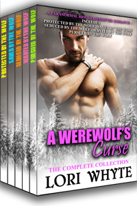 A bundle of the five A Werewolf's Curse stories - July 14, 2015