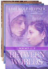 Cover of Between Worlds Box Set for books 1-3