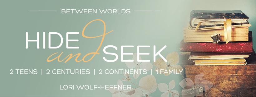 Book Launch in Waterloo! Between Worlds 5: Hide and Seek