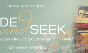 Book Launch in Waterloo! Between Worlds 5: Hide and Seek