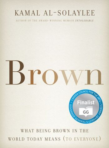 "Cover of ""Brown,"" by Kamal Al-Solaylee"