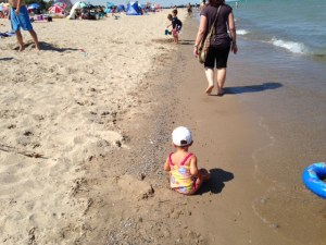 Sunglasses & hats for every age at the beach