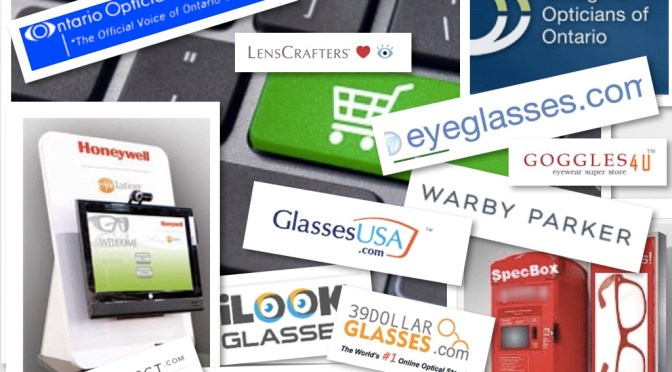 INTERNET DISPENSING & COMPETITION IN THE EYEWEAR INDUSTRY- Nov 2014