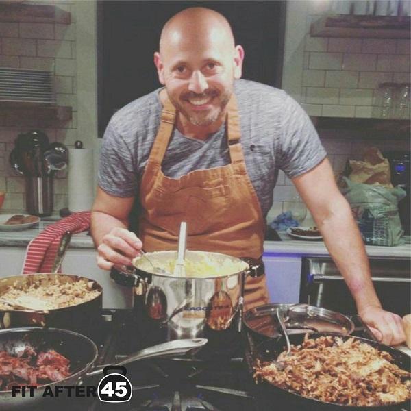Chef Jordan Wagman
