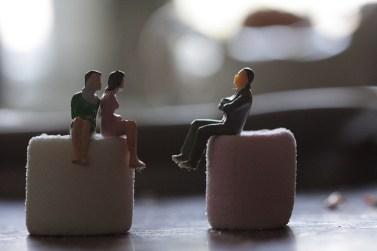 NEGOCIACION DIVORCIO