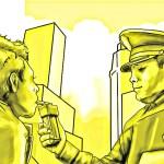 NI SE TE OCURRA NEGARTE A SOPLAR EN UN CONTROL DE ALCOHOLEMIA