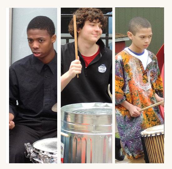 drums-everywhere