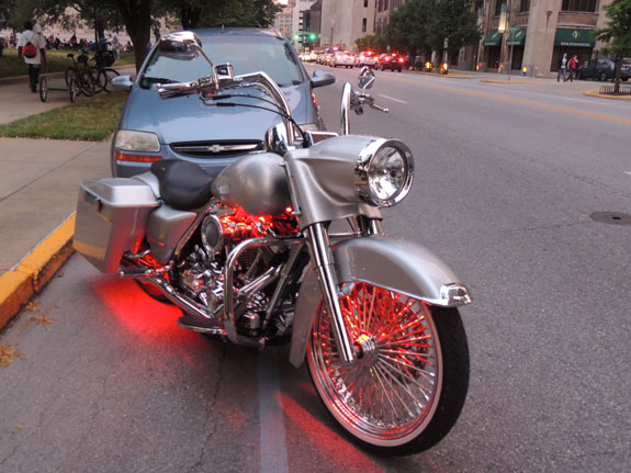 motor-cycle