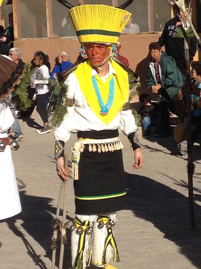 Indian-dancer