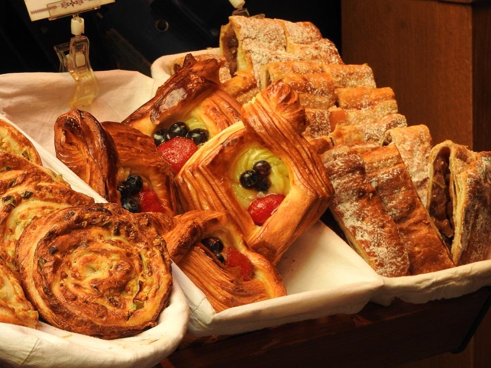 Prague pastry