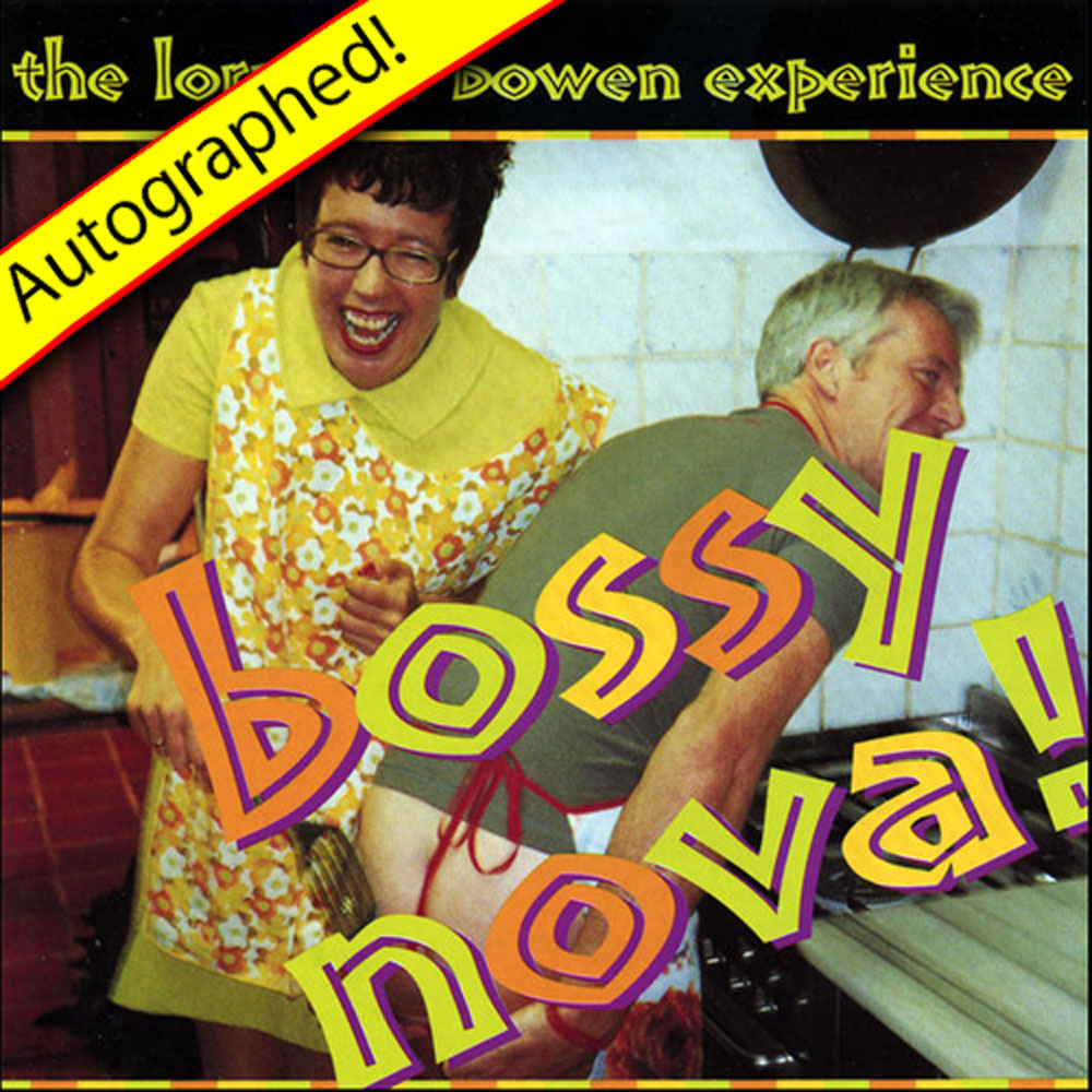 Bossy Nova (2000) – Autographed!