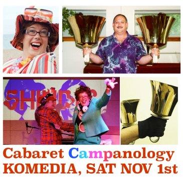 Cabaret Campanology @ Komedia