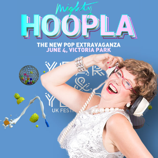 Mighty Hoopla – The New Pop Extravaganza