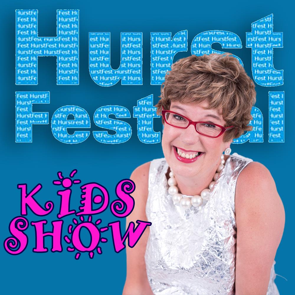 Lorraine Bowen Kids Kabaret at Hurst Festival