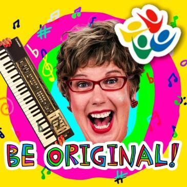 Be Original! with Lorraine Bowen @ Plaistow Primary