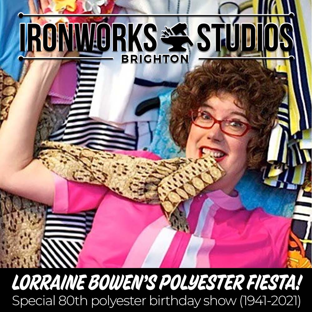 Polyester Fiesta! @ The Ironworks
