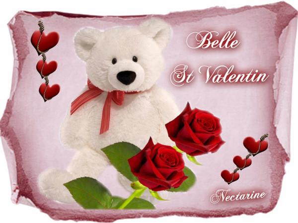 Belle St Valentin Lorraine G Huneault