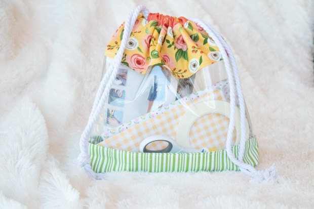 clear project bag-1-2