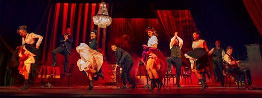 Vorhang auf für Cyrano - Foto von Franziska Strauss
