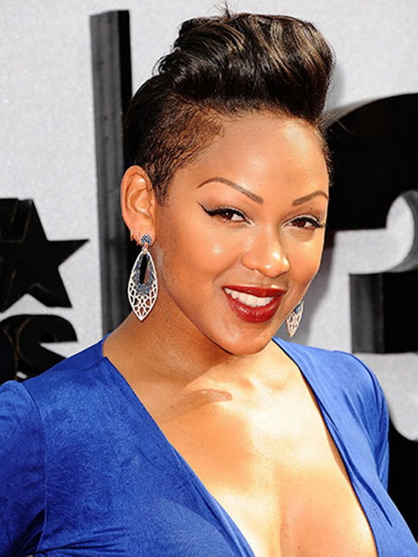 Image Result For Pictures Of Meagan Good Short Hairstyle