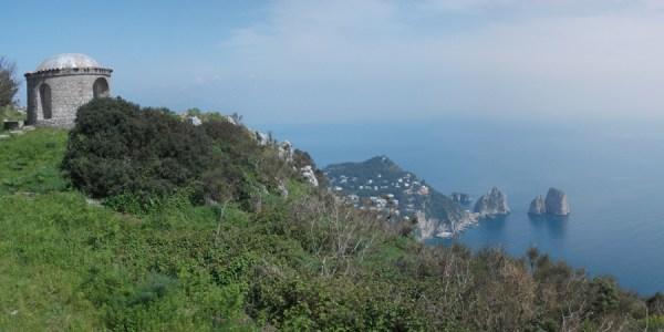Ausscht vom Einsiedelei Santa Maria a Cetrella