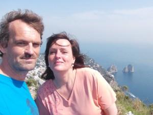 Selfie auf dem Gipfel