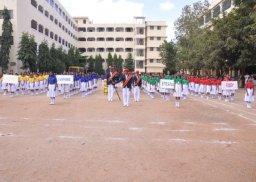 Lorven Chandapura Campus 2