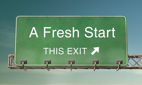 fresh start chapter 7 bankruptcy