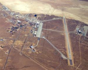 Edwards AFB in Edwards CA