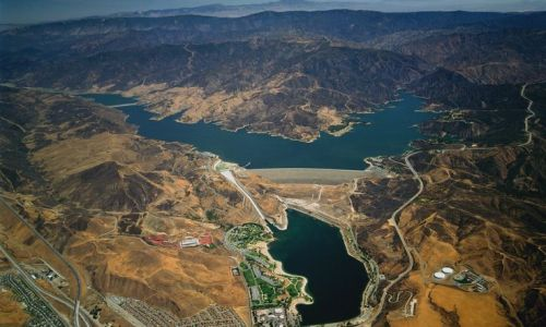 castaic lake in castaic ca