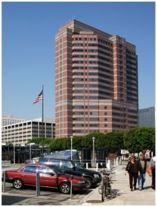 roybal building, home of the los angeles bankruptcy court