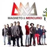 """""""CONECTADOS TOUR"""": EL CONCIERTO DE LA GIRA DEL ADIÓS DE MAGNETO Y MERCURIO"""