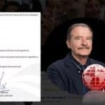 ASÍ ANUNCIO FOX RENUNCIA DE SUS ESCOLTAS