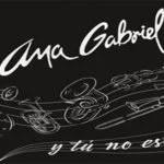 """ANA GABRIEL PRESENTA """"Y TÚ NO ESTÁS"""