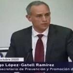 GATELL RECONOCE QUE ES MAS IMPORTANTE MONITOREAR A LOS MEDIOS, QUE LOS MUERTOS DIARIOS POR COVID-19