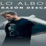 """""""CORAZÓN DESCALZO"""": NUEVO SENCILLO DE PABLO ALBORÁN"""