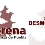 MORENA FALLO Y QUEDO A DEBER EN PUEBLA Y VARIOS MUNICIPIOS MAS