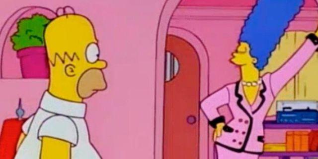 Vestido Marge Simpson