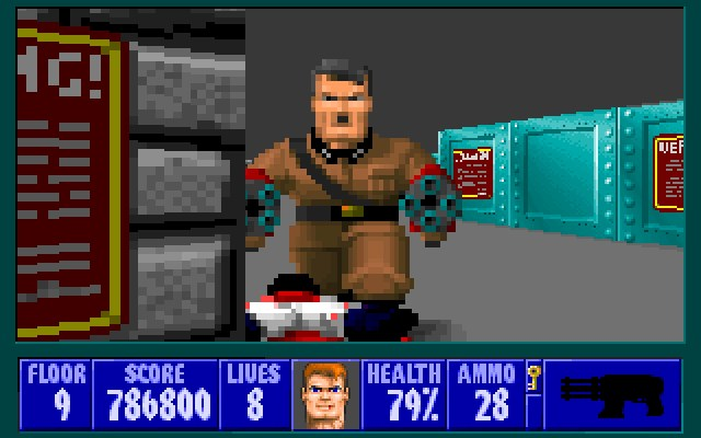 Resultado de imagen para Wolfenstein 3D