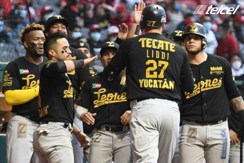 Reyes del sur: los Leones de Yucatan rugen en el beisbol