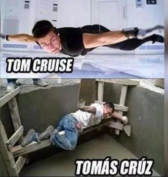 Tomas cruz