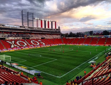 Construyendo los mejores estadios