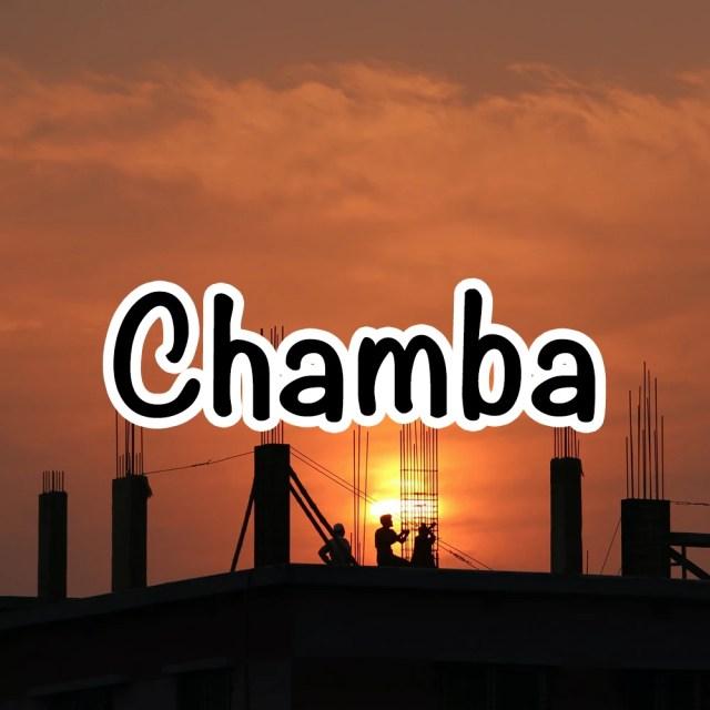Categoría de artículos chamba