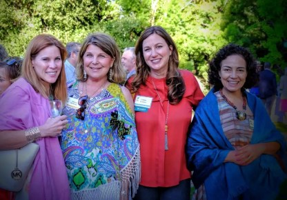 Our annual gathering to celebrate the start of summer. It's a time for our donors to meet with each other, introduce a friend to LACF, and enjoy local wines.