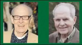 Remembering Jim Thurber and Clyde Noel