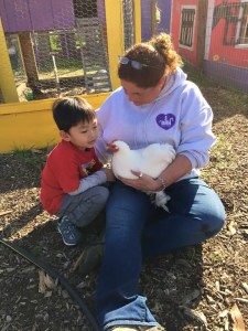 LACF Awards grant to Animal Assisted Happiness