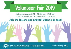 2019 LACF Volunteer Fair
