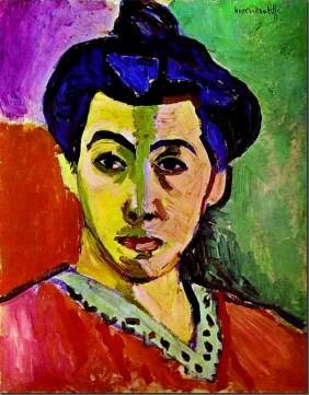 La Línea verde, Madame Matisse